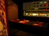 京と江戸をテーマに多数の個室を取りそろえております