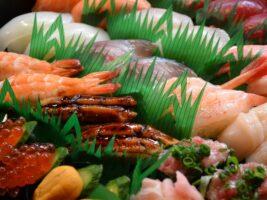寿司ならお多福寿司へ 出前もお任せください