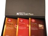 ひだホテルプラザ特製カレーは豪華なパッケージ入り! ご贈答用やお土産に最適です