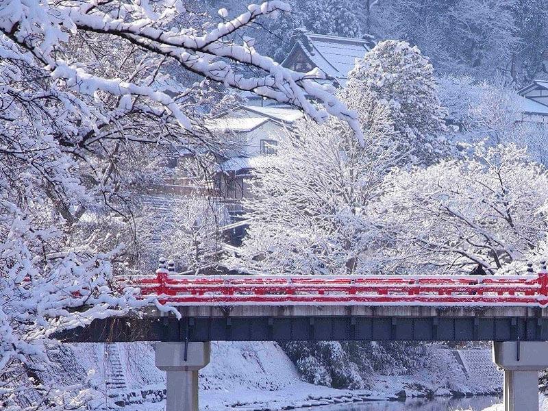 飛騨高山中橋